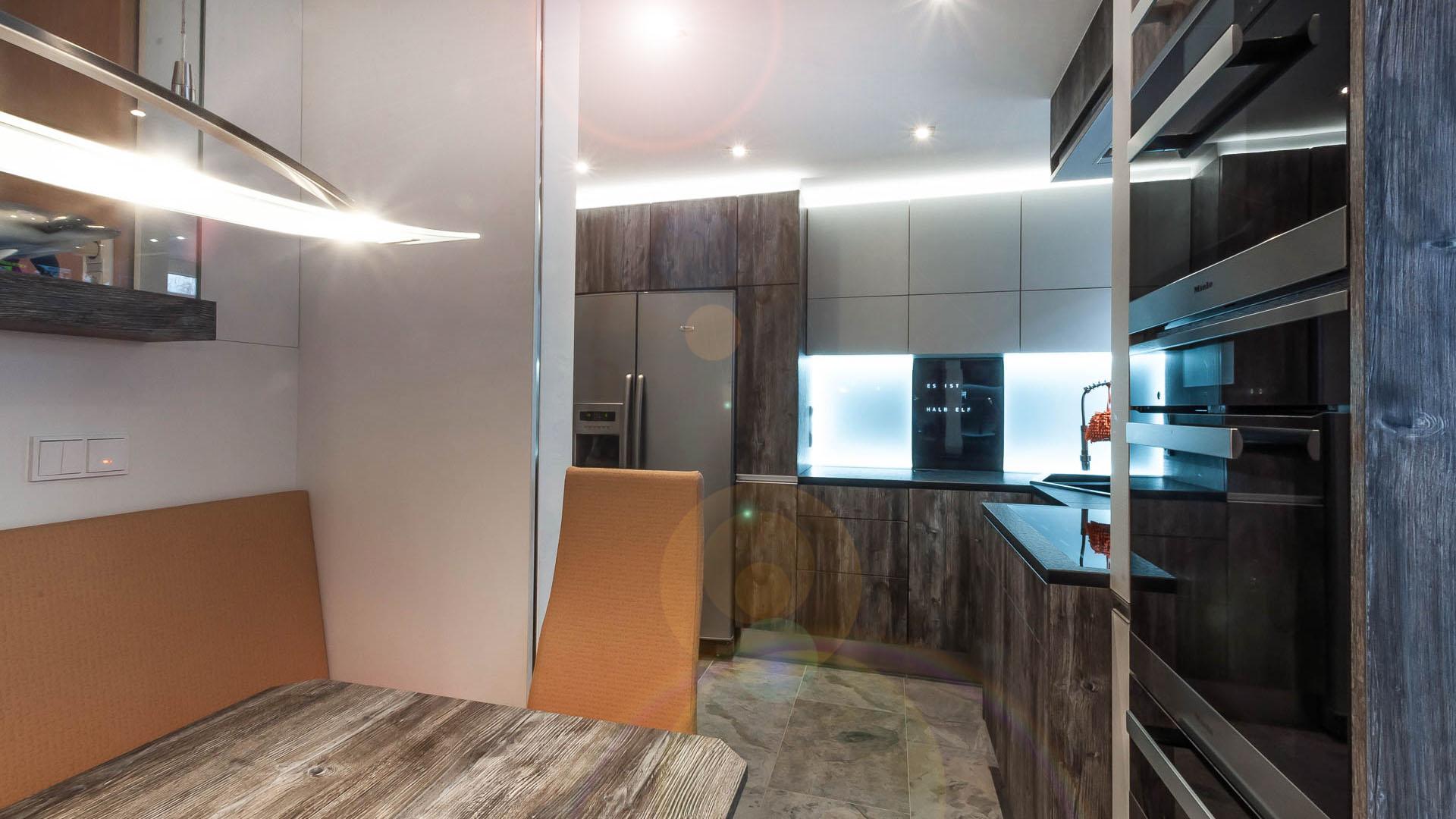 Side By Side In Küche Integrieren ~ Home Design Ideen